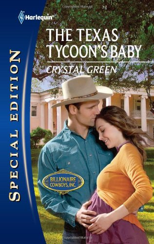 Image of The Texas Tycoon's Baby