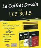Le Coffret Dessin Pour les Nuls, 2ème édition