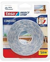 Tesa® Insect Stop 55347-00020-00 Moustiquaire recharge Comfort bande auto-agrippante