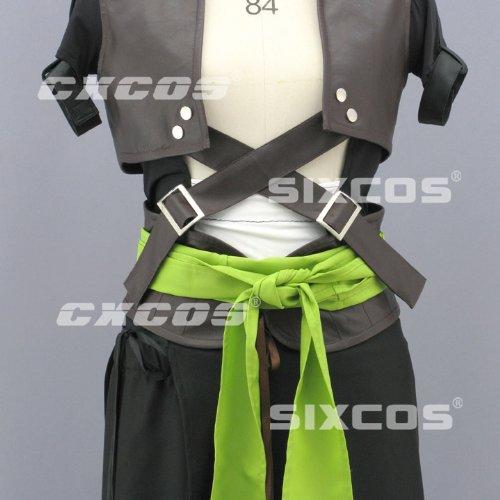 CXCOS eli0657 十鬼の絆 千岳 風 コスプレ衣装