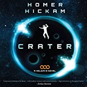 Crater: A Helium-3 Novel | Homer Hickam