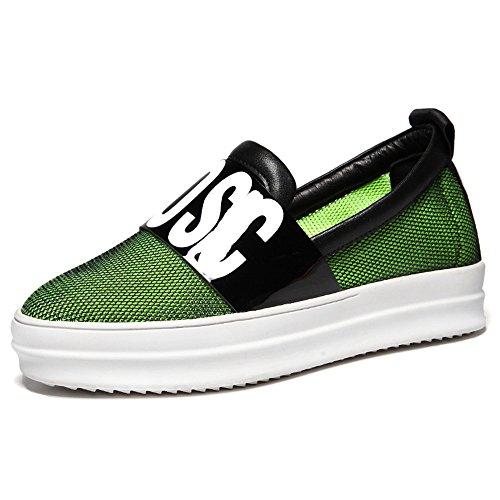 dunhu-de-moda-mujer-color-verde-talla-35-eu