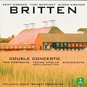 Double Concerto/Kremer,..