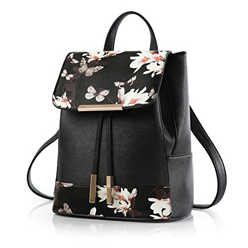 BYD - PU pelle Donna Female Borse a tracolla Backpack Borsa a Spalla Fashion Travel Bag Office Bag Shoulder Bag Designer Borse
