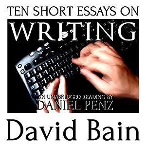 Ten Short Essays on Writing Audiobook