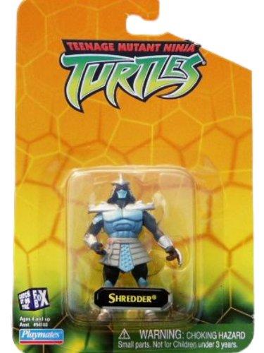 Tmnt Teenage Mutant Ninja Turtles Miniature Leonardo Figurine