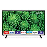VIZIO D50-D1 50-Inch 1080p Smart LED TV (2016 Model) (Color: Black, Tamaño: 50