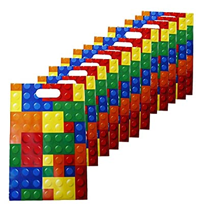 Building Blocks Treat Bags - 12 Pc from KJ Collections