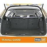TRAVALL Hundegitter TDG1294 - Maßgeschneidertes Trenngitter in Original Qualität