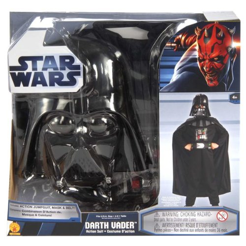 Star Wars, Darth Vader Boxed Dress Up Set