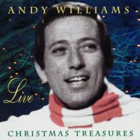 Andy Williams - Andy Williams Live-Christmas Treasures - Zortam Music