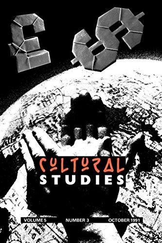 Cultural Studies V 5 Issue 3 (Cultural Studies Journal)