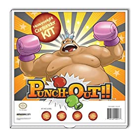 Punch-Out!! Amazon.com Exclusive Heavyweight Contender Kit