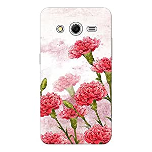 Mobile Back Cover For Samsung Galaxy Core 2 (Printed Designer Case)