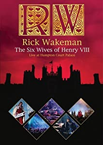 The Six Wives Of Henry VIII DVD