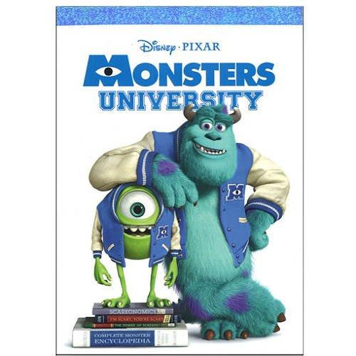 nota-cancelleria-monsters-universit-a6-a-aig-920-japan-import