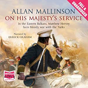 On His Majesty's Service Audiobook
