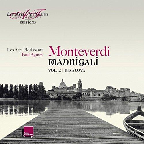 Monteverdi : Madrigaux 51ogPCp1xEL