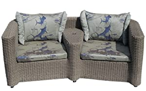 Guy Harvey Outdoors Largo Isle Furniture Collection (Gray) by Guy Harvey Outdoors