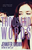 img - for Thousand Words book / textbook / text book