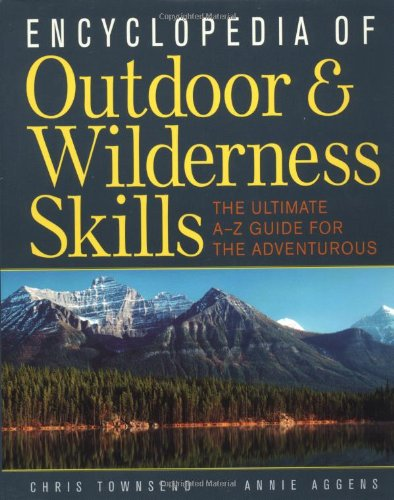 Encyclopedia Of Outdoor And Wilderness Skills front-343313