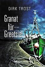 Granat für Greetsiel - Ostfriesland-Krimi (Jan de Fries 1)