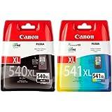 Canon PG540XL-CL541XL Pack de 2 Cartouches d'Encre