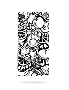 alDivo Premium Quality Printed Mobile Back Cover For Sony Xperia XA Dual / Sony Xperia XA Dual back case Cover (XT224)