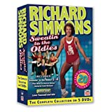 The Complete Collection of Sweatin' to the Oldies ~ Richard Simmons