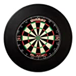 Winmau Plain Dartboard Surrounds Prof...