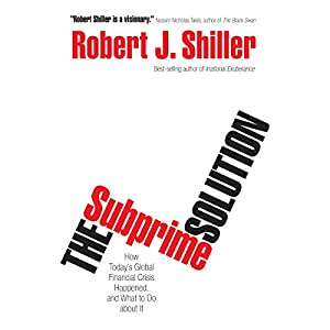 The Subprime Solution Hörbuch