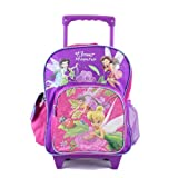 Disney Tinkerbell Toddler Rolling Backpack