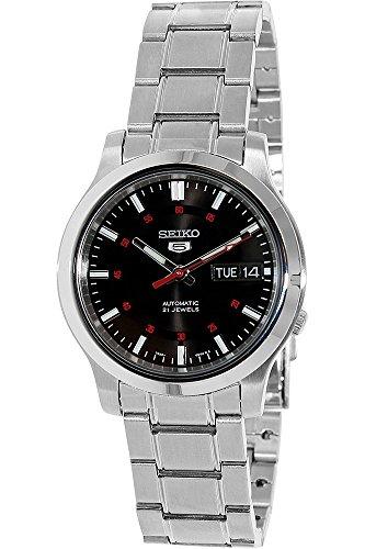 seiko-5-reloj-automatico-man-snkn23k1-nero-metallizzato