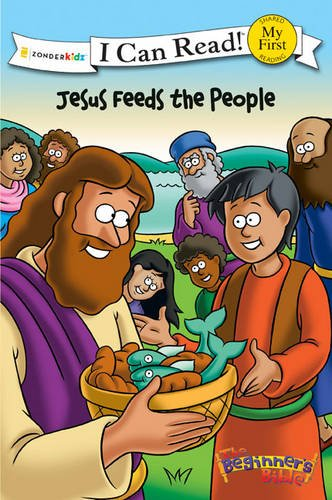 Jesus Feeds the People (I Can Read! / The Beginner's Bible) PDF