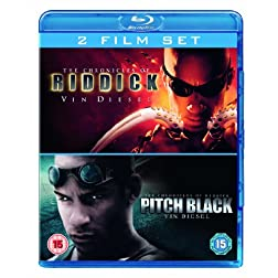 Chronicles of Riddick/Pitch Black [Blu-ray]