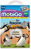 MobiGo Touch Learning System Game - Penguins of Madagascar