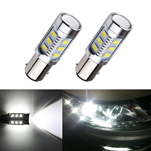 sd-car-lights-bay15d-1157-12-smd-cree-xpe-lamp-led-auto-tail-brake-bulbs-12v-white-pack-of-2