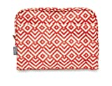 Citta Design 'Habana' Hepburn Wash Bag, Watermelon, Large