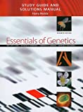 Study Guide and Solutions Manual for Essentials of Genetics, 7th Edition (032161870X) by Klug, William S.
