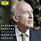 Beethoven: Piano Sonatas Opp. 31 & 49 [+digital booklet]