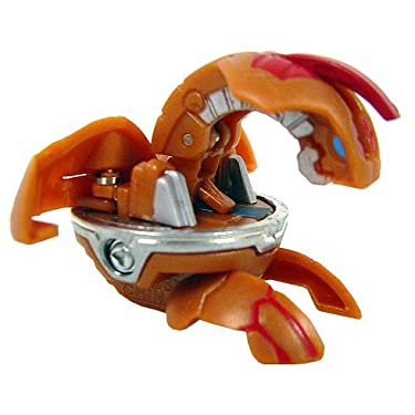 Bakugan Game Single Loose Figure Special Attack Powered Up Pyrus Nova 12 Red Evolution Copperhead Delta Dragonoid Ii 560 G