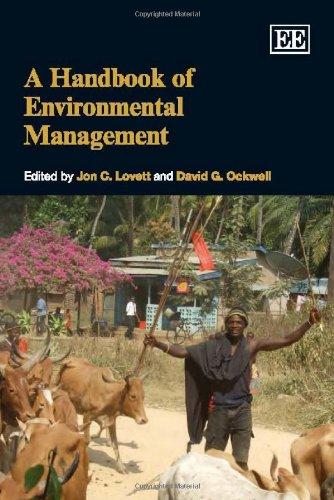 Handbook of Environmental Management