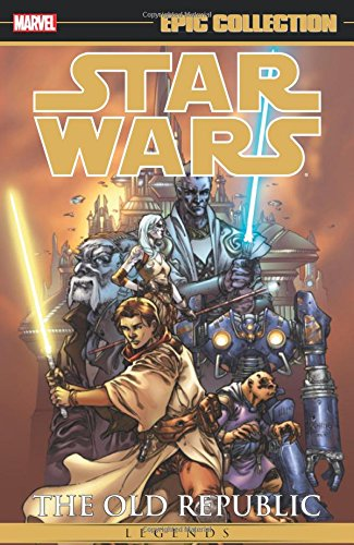 Star Wars Legends Epic Collection: The Old Republic Volume 1 (Epic Collection: Star Wars Legends) PDF