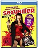 DVD Cover 'Sexykiller (Uncut) [Blu-ray]