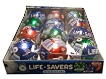 Lifesavers Ornomints Holiday Christmas Gift Box