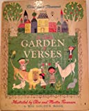img - for Robert Lewis Stevenson's A Child's Garden of Verses, Illustrated By Alice and Martin Provensen (A Big Golden Book) book / textbook / text book