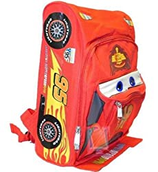 "Disney Cars 10"" Backpack McQueen"