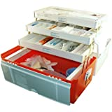 Plano Medical Box (Orange/White)