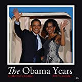 "Shades of Color 2017 The Obama Years African American Calendar, 12 by 12"" (17OB)"