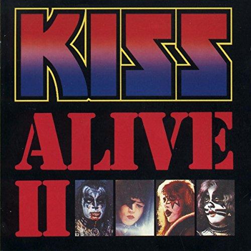 Alive II (Ltd.Back to Black Vinyl)